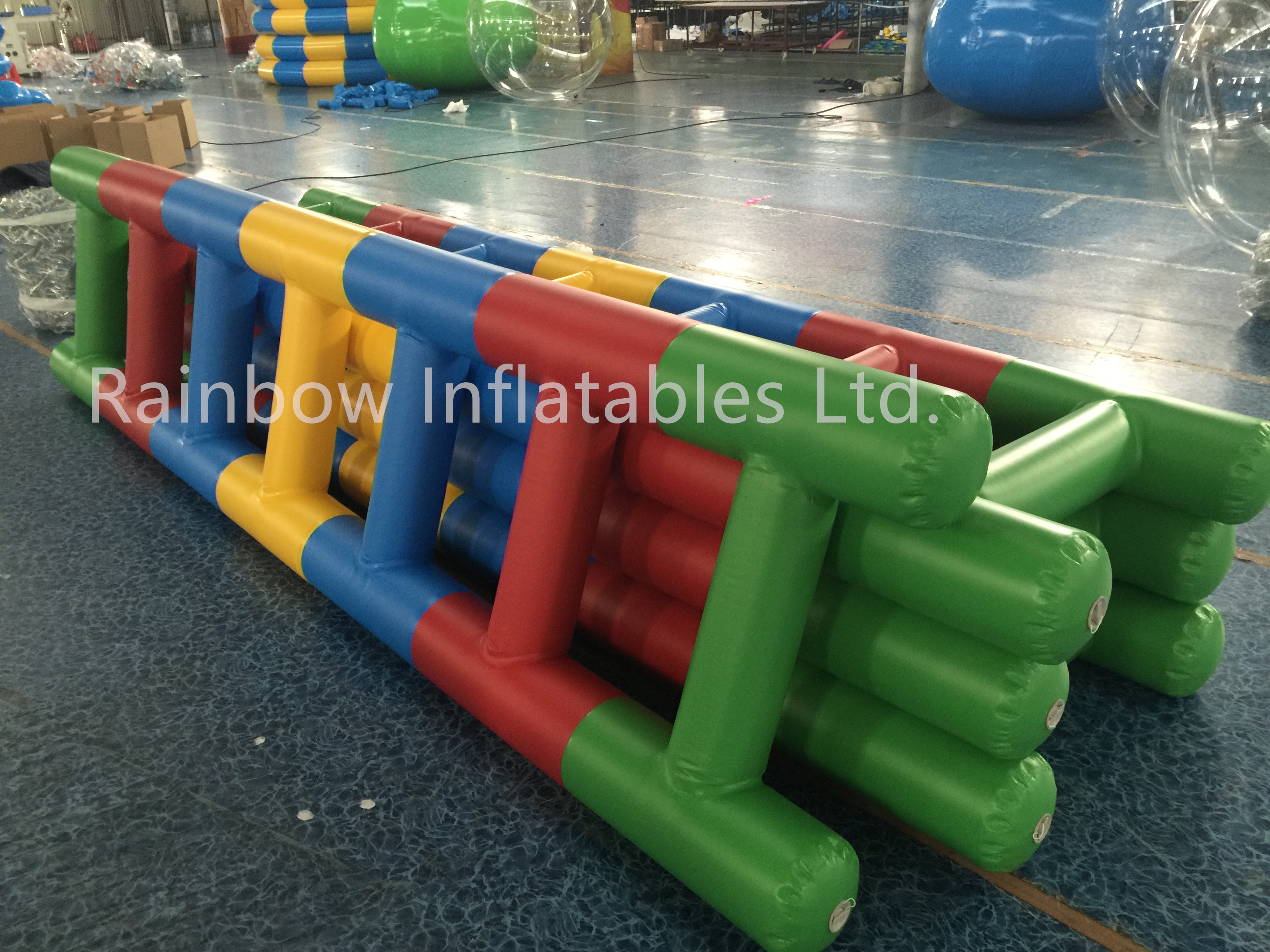 RB32020( 1.5m )Inflatable Floating Water Game/Inflatable Floating Game For Maritime Sport Game