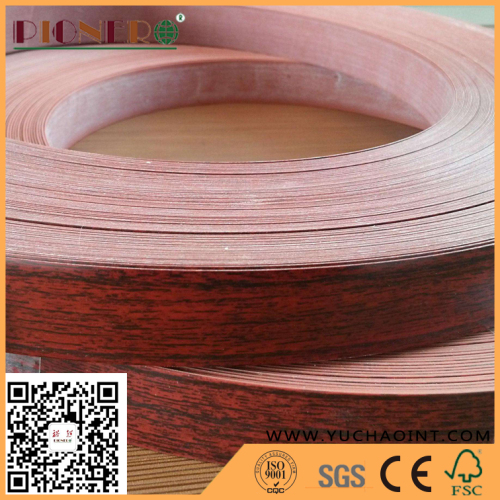 Custom Made Color PVC Furniture Edge Banding