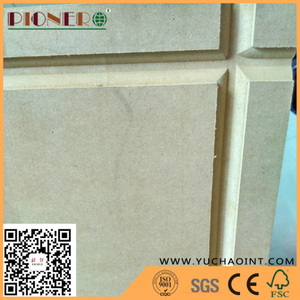 2mm-30mm MDF used for carving ,furniture and decoration