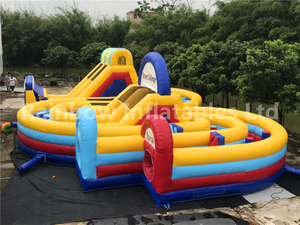 RB91020(12x9x4.5m) Inflatable Outdoor sports products for sales