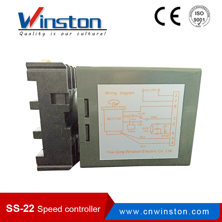 SS-22 AC Speed Controller For Electric Motor - Buy ac motor Speed ...