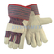 CA3680 cow grain leather palm gloves