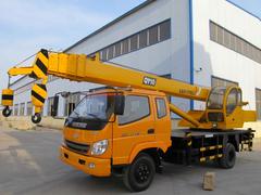 QY10 Truck crane