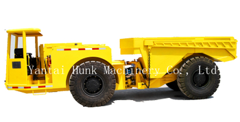 UK-12 Underground Mine Truck