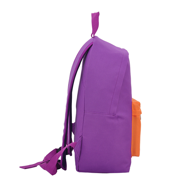 Casual polyester backpack