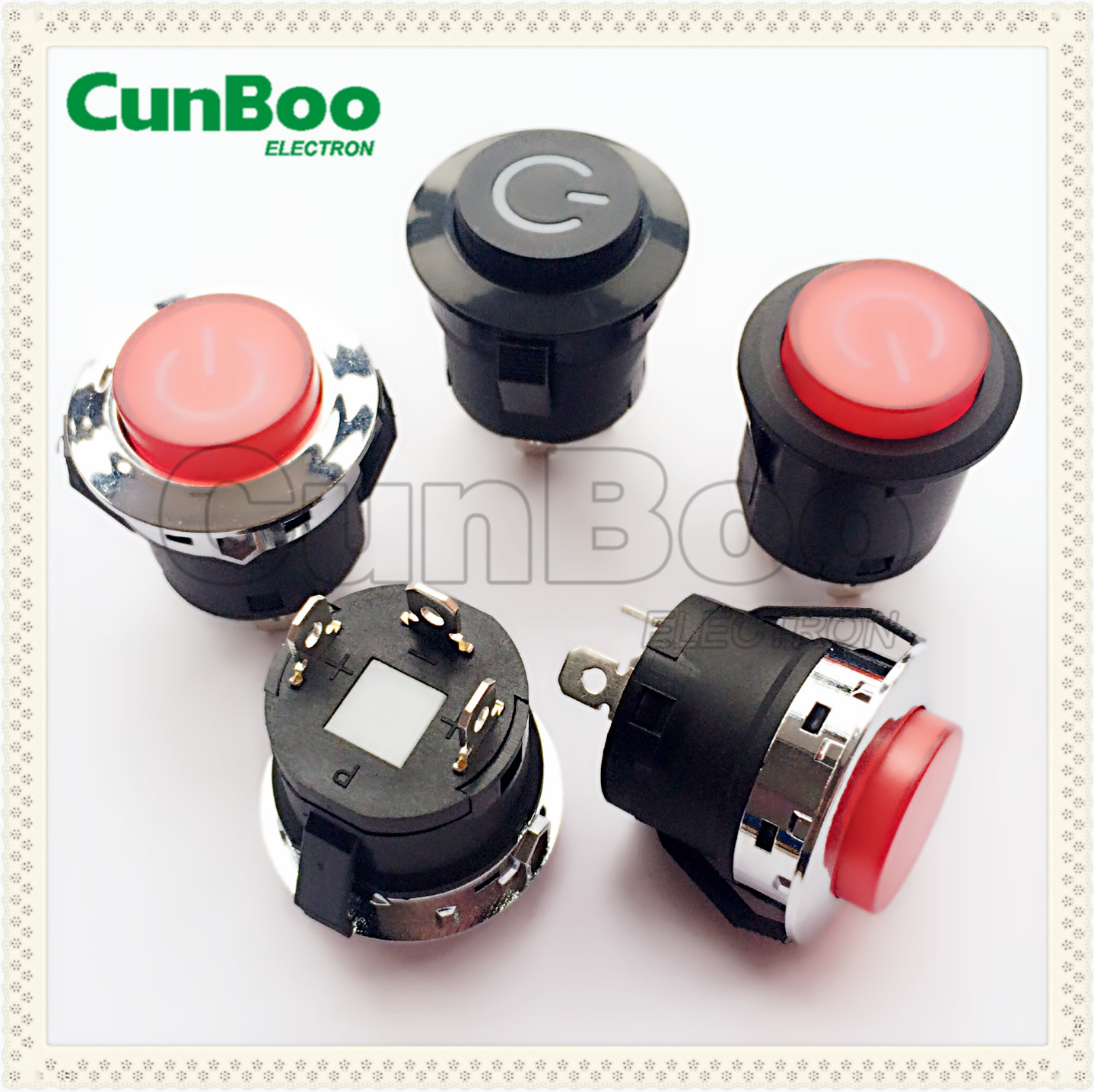 push button on/off switch 12V