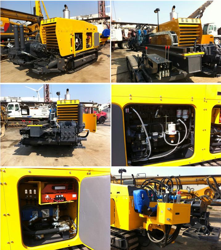 XZ320D horizontal directional drilling equipment (1)
