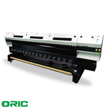 UV3202-G 3.2m UV Roll To Roll Printer With Double Ricoh Gen5 Print Heads