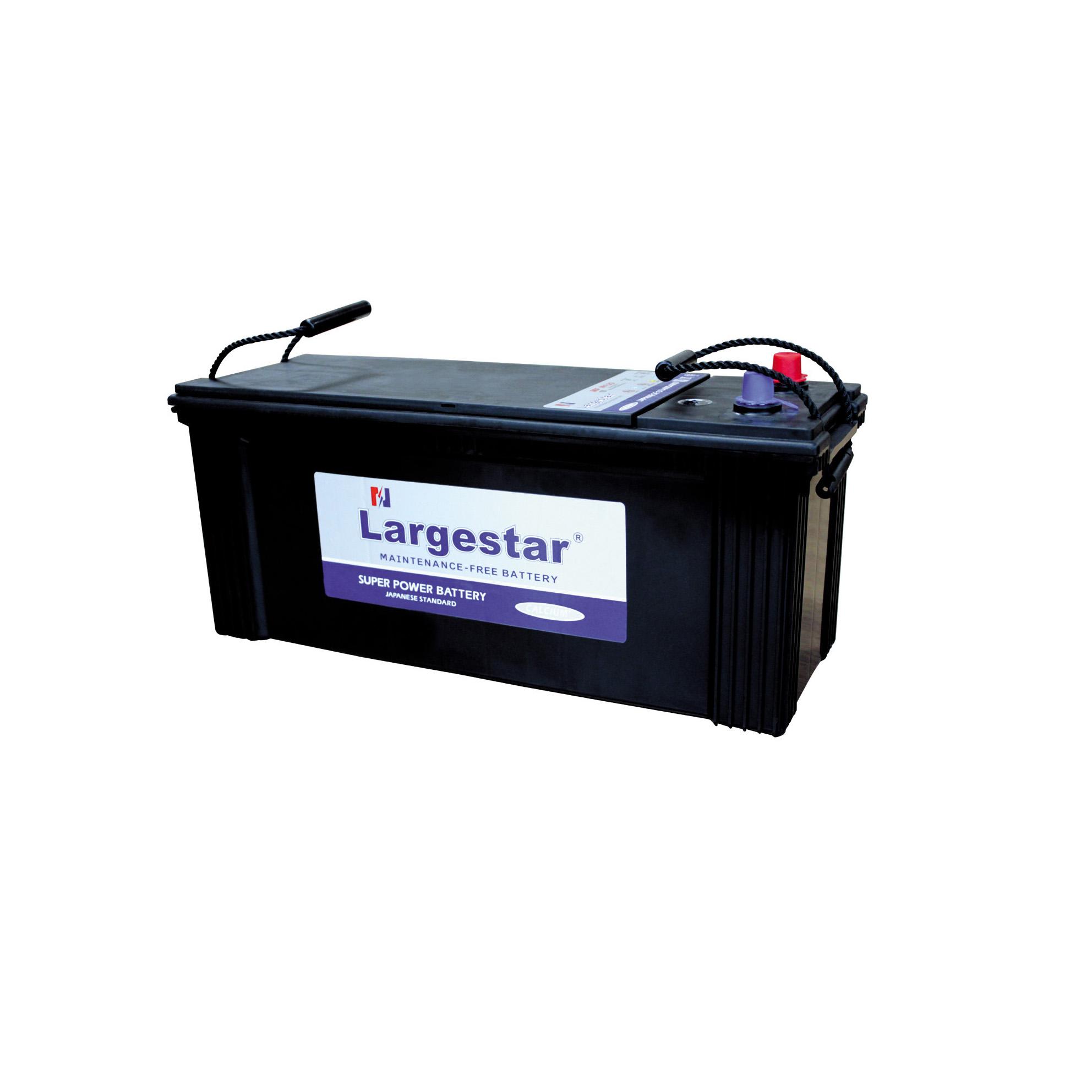 MFN120 12V120Ah Starting Battery JIS Standard Lead Acid Bus Battery Car OEM