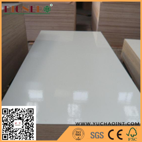 High Pressure Laminated Polyester Plywood with Cheap Price