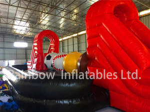 RB9004-5(15x5x7m)Inflatable Sport Game For Sale balls