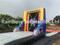 RB9075(7x3.8x4.5m) Inflatables Velcro Wall Games Jumping Sticky Games
