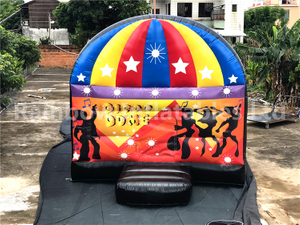 RB1141( 4x4m ) Inflatables disco dancing tent house Bouncer