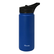 Stainless Steel Vacuum Sports Bottle with Straw 540ml, 946ml