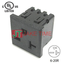 NEMA 6-20R Non-Locking Receptacle