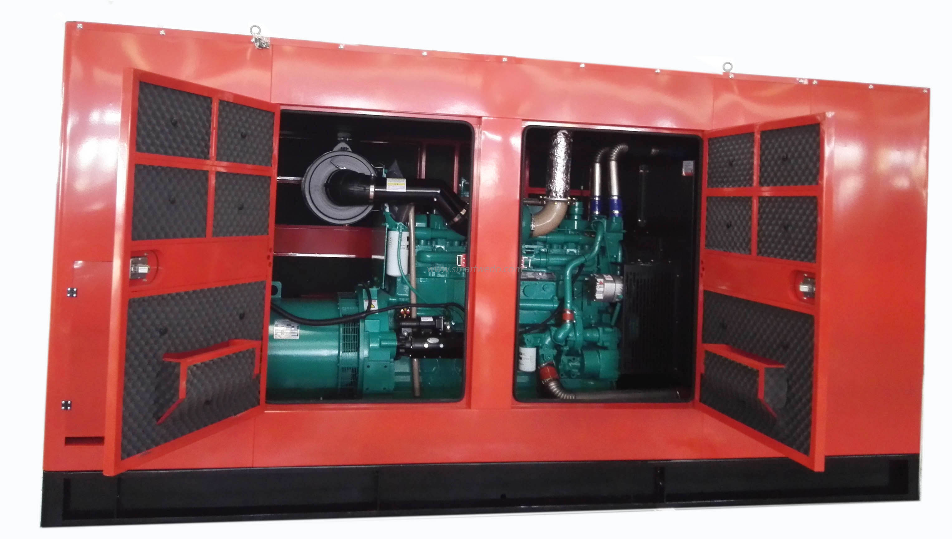 800KVA silent Cummins sel generator set Buy Product on