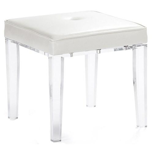 Acrylic Shower Stool Vintage Chair Shower Sex Stool Manufacturer