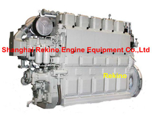 ZICHAI 5210ZLCZ Medium speed marine main propulsion diesel engine (450-1000HP)