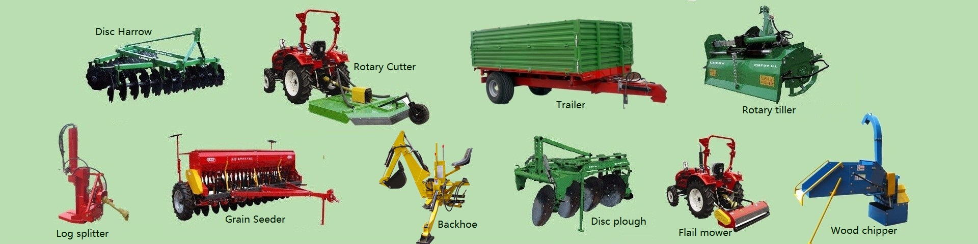 Hubei Tractor Parts : China tractors and farm equipment hubei fotma machinery