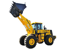 Shantui SL60W wheel loader for sale