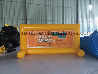 RB24004(2x1m)Inflatable Small Advertising Movie Screen For Commercial Use