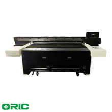 RF1602-E/1602-G/1603-G/1604-G 1.6m UV Roll To Roll And Faltbed All-In-One Printer With Double DX5/GEN5 Print Heads