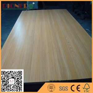 Hot Sale Melamine Plywood for Kitchen Furniture