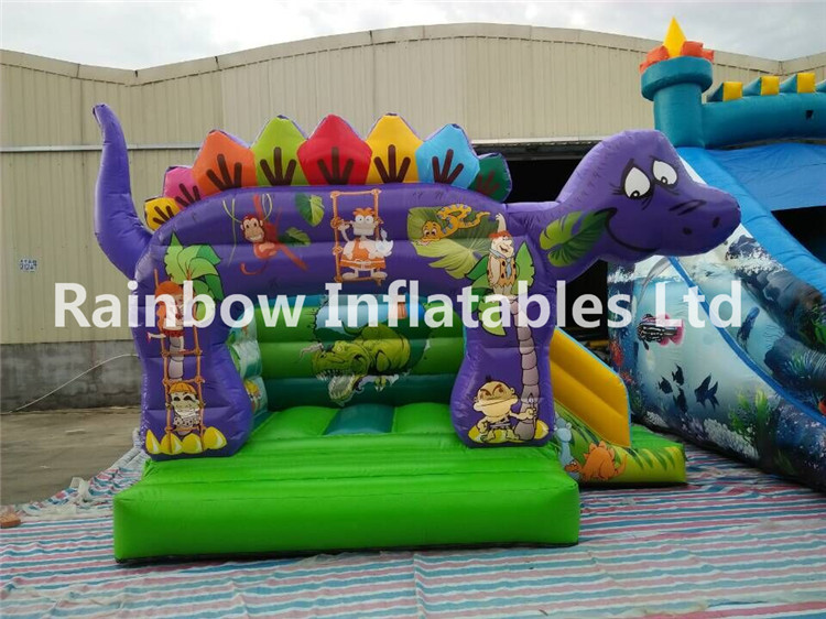 RB1123(3.8x2.8x3m) Inflatable dinosaur bouncer