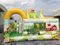 RB4120 (7x5x4m) Inflatables Forest Theme Commercial Funcity With Slide For Kids