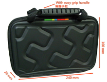 Rugged EVA Case for up to 8.5'' Tablets