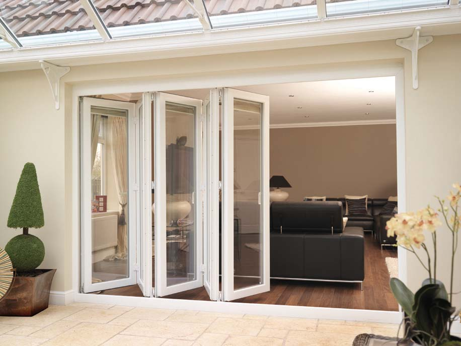 Quality Aluminum Bi Folding Doors