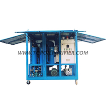 Series ZYD-W fully enclosed vacuum insulating oil purifier