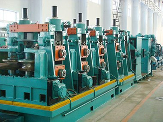 High Frequency Steel Pipe Welding Machine