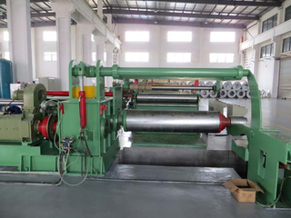 0.2-4mm High-speed automatic stainless steel sheet slitting machine