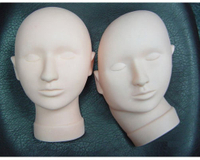 Mannequin Head for Practicing