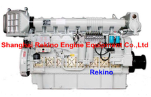 Zichai Z8170ZLCZ Medium speed marine propulsion boat diesel engine (297-816HP)