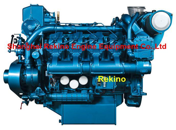 Natural Gas Engine Water Pump