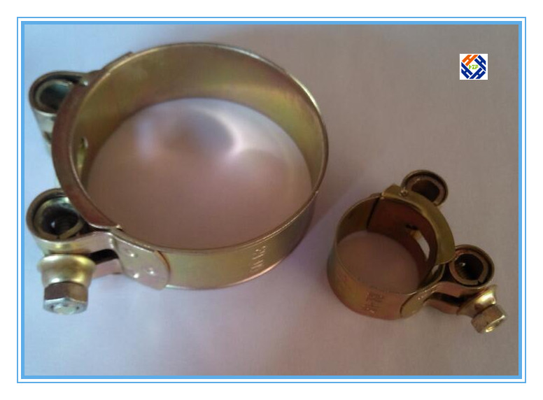 Spring Hose Clamp for Motor Part, Available in Various Specifications