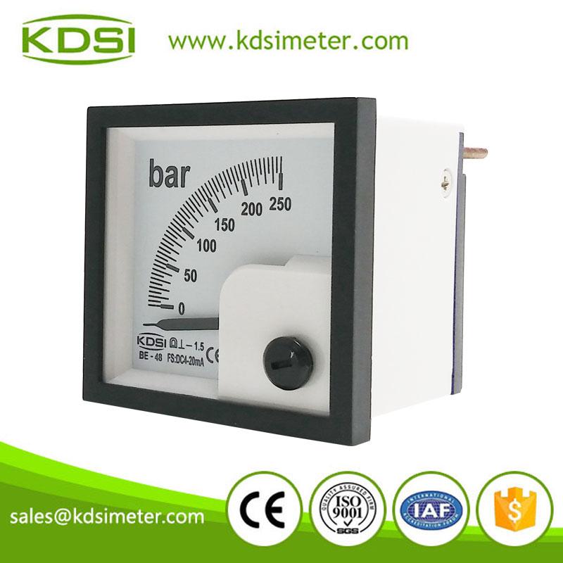 压力表 电流表 be-48 dc4-20ma 250bar