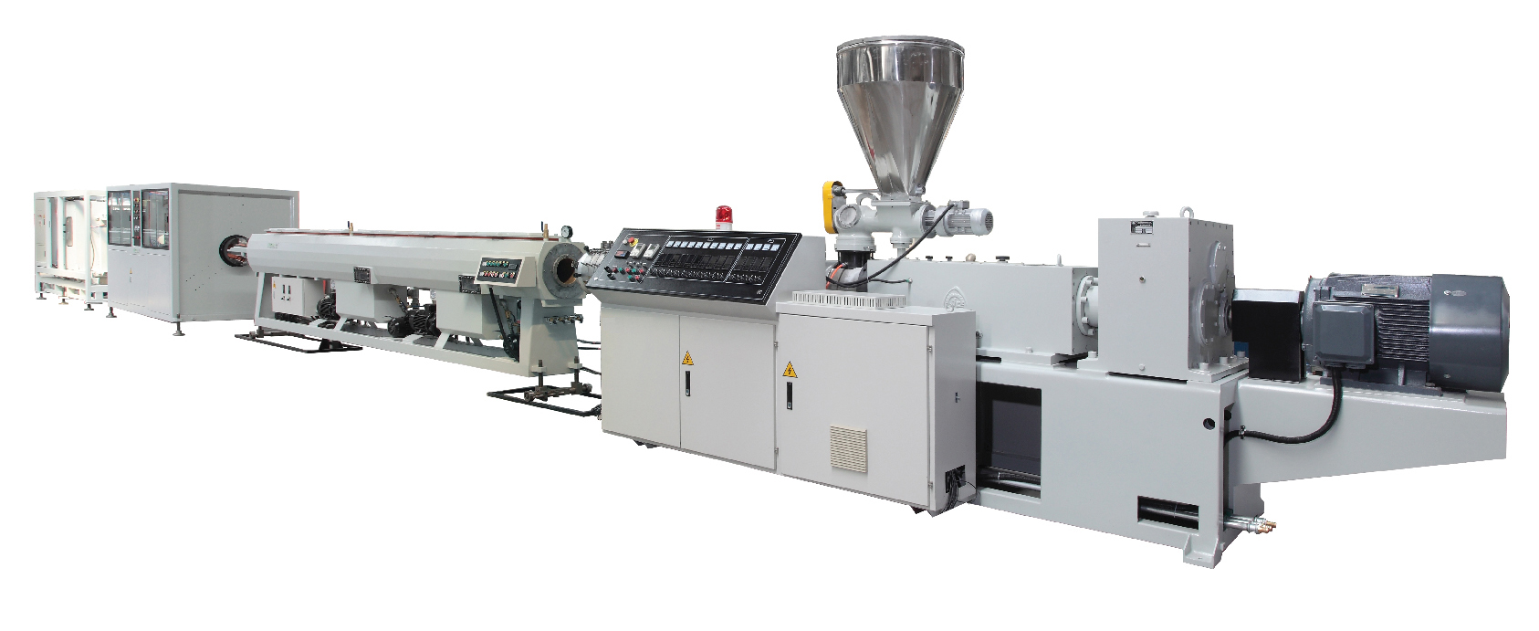 Pvc Pipe Extrusion : Pvc pipe extrusion production line buy machine