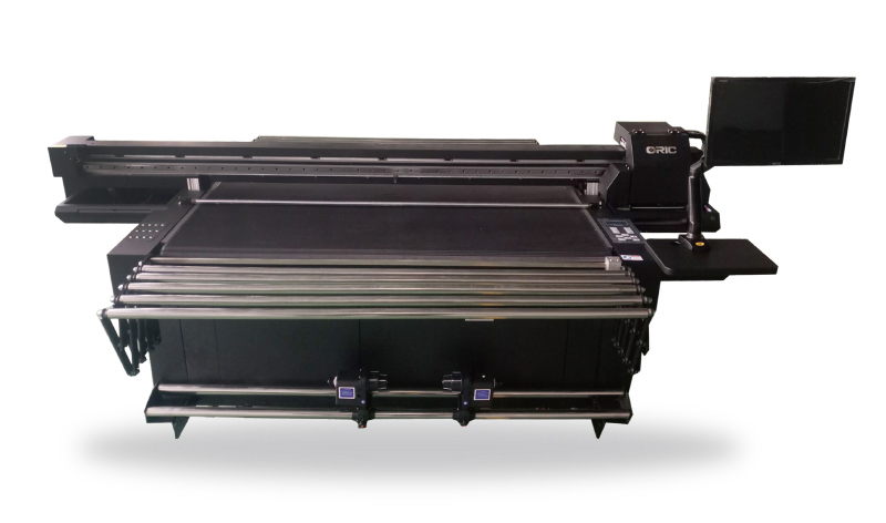 this is 1.6m UV printer's picture