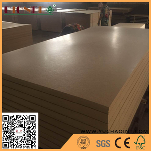 2.5mm Raw MDF / High quality Plain MDF / Plain MDF Board
