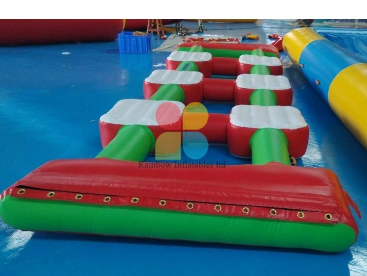 Customized inflatable sports water game for sale RB32065