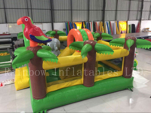 RB1132(4.5x3.5m) Inflatables Animal Theme Bouncer