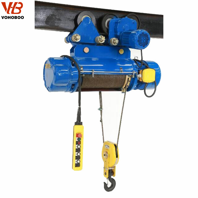 wire rope hoist (3)