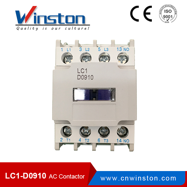 LC1-D0910 Electric Types Of AC Contactor - Buy electric contactor ...
