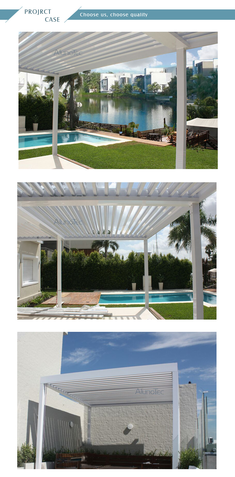 louvered pergola roof kits buy pergola cover pergola canopy louvered pergola roof kits. Black Bedroom Furniture Sets. Home Design Ideas