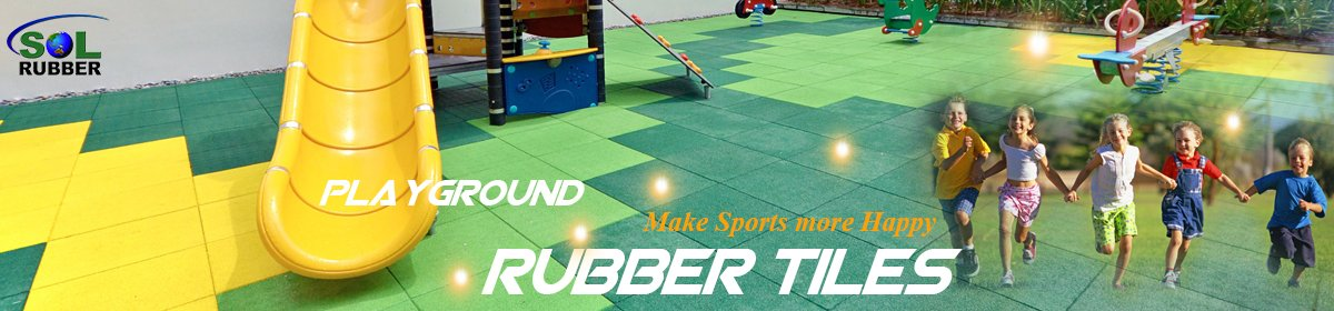 SOL RUBBER playground rubber tiles-1