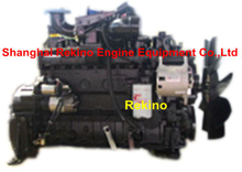 Cummins 6BTAA5.9-C160 construction diesel engine 160HP