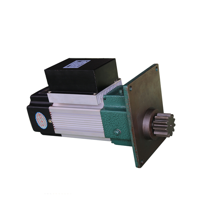 Soft Start Geared Motor